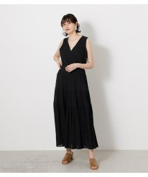 AZUL by moussy/CREPE TIERED ONEPIECE/503303687
