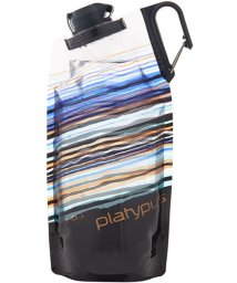 Platypus/デュオロックソフトボトル_1L_オレンジスカ/503305152