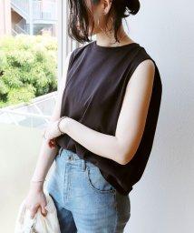 and Me.../USAコットンノースリーブデザインTシャツ/503309904