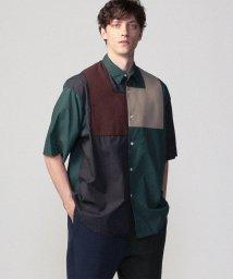 TOMORROWLAND MENS/コットンタイプライター デザインショートスリーブシャツ tricot shirt/503309927