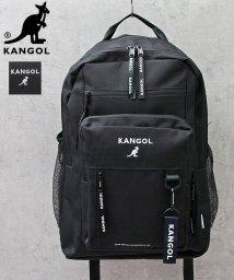 AMS SELECT/【KANGOL/カンゴール】マルチファンクショナルバックパック(大)/ストラップ付/503310005