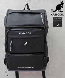AMS SELECT/【KANGOL/カンゴール】ビッグポケットスクエアバックパック/大容量/503310006