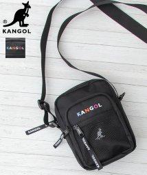 AMS SELECT/【KANGOL/カンゴール】カラフルロゴボックス型ミニショルダーバッグ/スケートロゴ/503310007