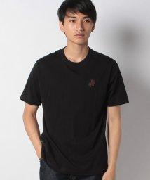 WEGO/WEGO/バラ刺繍Tシャツ/502979001
