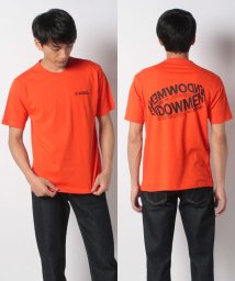 WEGO/WEGO/サークルロゴTシャツ/503009937