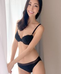 fran de lingerie/Cool Botanical クールボタニカル ブラ&ショーツセット B65-G75カップ/503275600