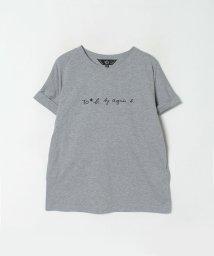 To b. by agnes b./W984 TS ロゴTシャツ/503290340