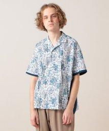 FRAPBOIS/ヴィスロー オープンカラーシャツ/503291612
