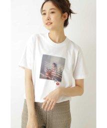 NATURAL BEAUTY BASIC/ロベルタフォトTシャツ II/503311103