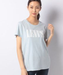 LEVI'S LADY/THE PERFECT TEE 90'S SERIF T2 BABY BLUE/503291625