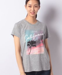 LEVI'S LADY/THE PERFECT TEE PINK CALIFORNIA SKIES SM/503291626