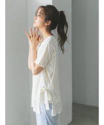 E hyphen world gallery/透かしベストTシャツセット/503301934