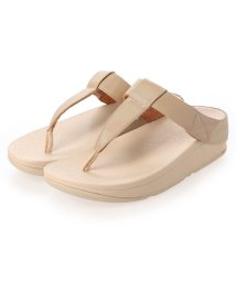 FITFLOP/フィットフロップ fitflop MINA IRIDESCENT TOE-THONGS (Vintage Gold)/503303173