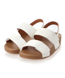 FITFLOP/フィットフロップ fitflop MINA IRIDESCENT BACK-STRAP SANDALS (Iridescent Pearl)/503308498