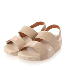FITFLOP/フィットフロップ fitflop MINA IRIDESCENT BACK-STRAP SANDALS (Vintage Gold)/503308506