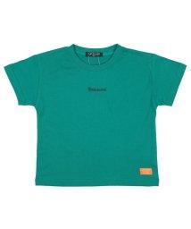 LB CLUB/【子供服】 LB CLUB (エルビークラブ) ロゴ立体プリントTシャツ 80cM~140cM S32860/503310132