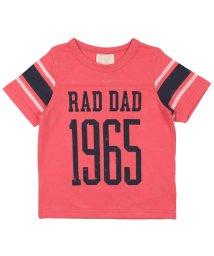 DaddyOhDaddy/【子供服】 Daddy Oh Daddy (ダディオダディ) 日本製星柄ジャガードロゴTシャツ 80cM~150cM V32801/503310147