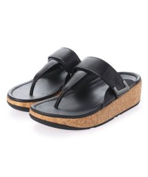 FITFLOP/フィットフロップ fitflop REMI ADJUSTABLE TOE-THONGS (All Black)/503310294