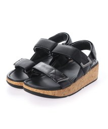 FITFLOP/フィットフロップ fitflop REMI ADJUSTABLE BACK-STRAP SANDALS (All Black)/503310298