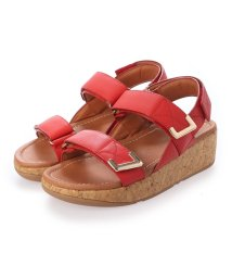 FITFLOP/フィットフロップ fitflop REMI ADJUSTABLE BACK-STRAP SANDALS (Red)/503310304