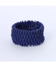 KANKAN/カンカン KANKAN ビーズブレス (ブルー)/503313882