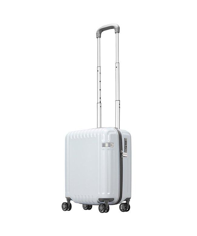 カバンのセレクション エース パリセイド2−Z スーツケース 機内持ち込み SSサイズ 22L 軽量 ace. TOKYO 06721 ユニセックス ホワイト フリー 【Bag & Luggage SELECTION】