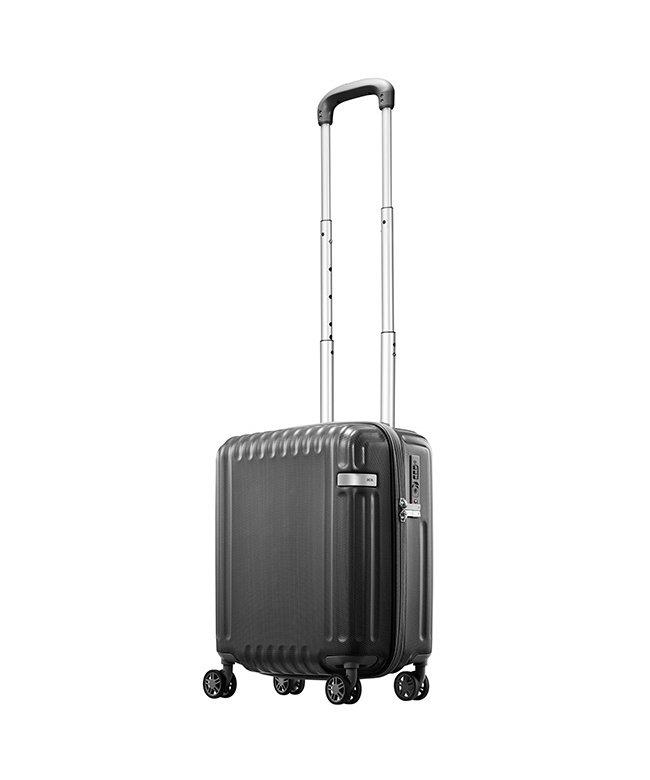 カバンのセレクション エース パリセイド2−Z スーツケース 機内持ち込み SSサイズ 22L 軽量 ace. TOKYO 06721 ユニセックス ブラック フリー 【Bag & Luggage SELECTION】