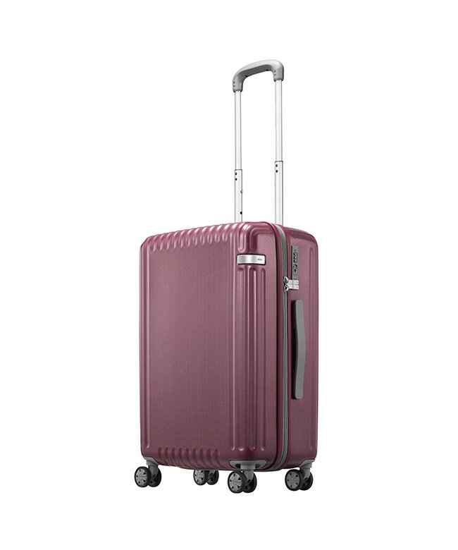 カバンのセレクション エース パリセイド2−Z スーツケース Mサイズ 45L 軽量 ace. TOKYO 06725 ユニセックス レッド フリー 【Bag & Luggage SELECTION】