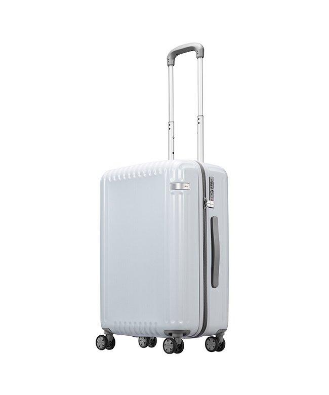 カバンのセレクション エース パリセイド2−Z スーツケース Mサイズ 45L 軽量 ace. TOKYO 06725 ユニセックス ホワイト フリー 【Bag & Luggage SELECTION】