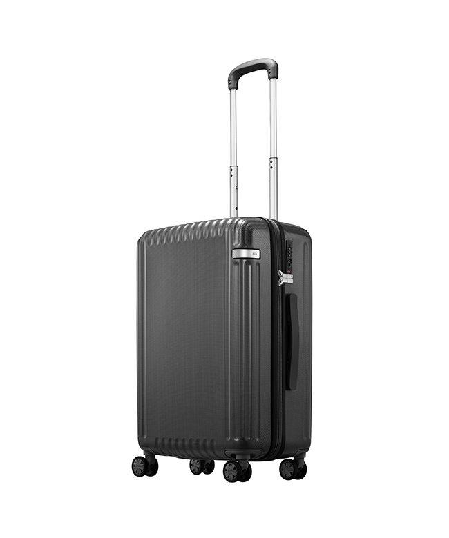 カバンのセレクション エース パリセイド2−Z スーツケース Mサイズ 45L 軽量 ace. TOKYO 06725 ユニセックス ブラック フリー 【Bag & Luggage SELECTION】