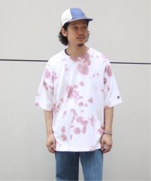 JOINT WORKS/DISCUS TIEDYE LOOSE TEE/503315554
