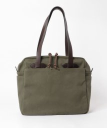 URBAN RESEARCH/FILSON TOTE BAG WITH ZIPPER/503315925