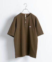 URBAN RESEARCH/【別注】Scye×URBAN RESEARCH Henley Neck Tシャツ/503315953