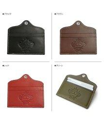 Orobianco/オロビアンコ Orobianco パスケース カードケース ID 定期入れ メンズ レディース CARD CASE レザー ブラック ブラウン レッド グリーン/503017373