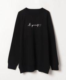 agnes b. HOMME/SCX9 SWEAT メッセージTシャツ/503287364
