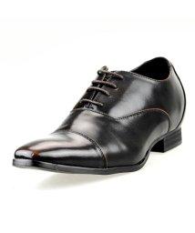 SVEC/シークレットシューズ ビジネスシューズ 身長アップ 6cmアップ メンズ シューズ レースアップシューズ ブライダル シークレット 靴就活 くつ 2017 春 /503300320
