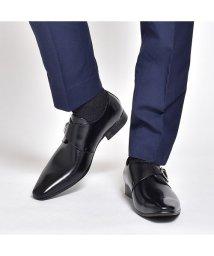 SVEC/ビジネスシューズ メンズ モンクストラップ MM one エムエムワン 黒 ブラック 茶色 ブラウン スーツ 冠婚葬祭 結婚式 紳士靴 フォーマル ドレスシュー/503300328