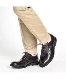 SVEC/ビジネスシューズ プレーントゥ 外羽根 ラウンドトゥ メンズ レースアップシューズ 紐 フェイクレザー ドレスシューズ 合成皮革フォーマル 結婚式 スーツ 紳士/503300340