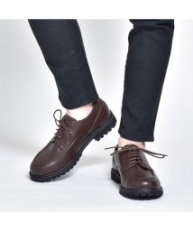 SVEC/レースアップシューズ カジュアルシューズ 革靴 メンズ SVEC シュベック SST913-1/503300472