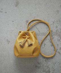 TOPKAPI EFOLE/フェイクレザー ミニ 巾着 ショルダーバッグ/503302708