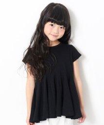 devirock/裾フレアTシャツ/503315822