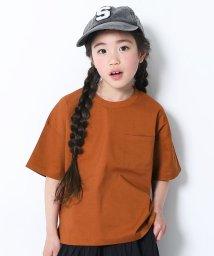 devirock/リネン風Tシャツ/503315843
