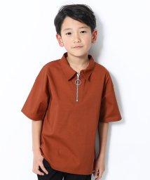 devirock/リングジップビッグシャツ/503315846
