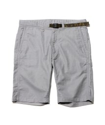 THE NORTH FACE/THE NORTH FACE PURPLE LABEL Cotton Linen Webbing Belt Shorts  GREY/503318155