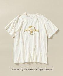 SHIPS MEN/SC: MOVIE COMPANY ロゴ ピグメント加工 Tシャツ/503318978
