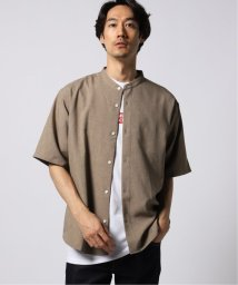 JOURNAL STANDARD/P/TORO STRETCH バンドカラー S/S シャツ/503319156