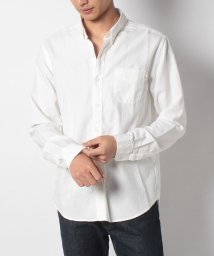 Timberland/【Men】AF LS Mixed Wve Shirt WHITE YD,FQ/503249220