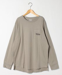 Timberland/【Men】AF LS Antimosquito tee ELEPHAN,FQ/503249233