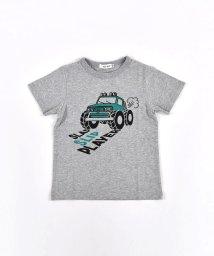 SLAP SLIP/車 プリント Tシャツ 天竺/503319535