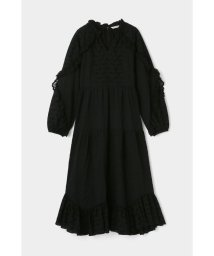moussy/EMBROIDERED LACE ドレス/503319581